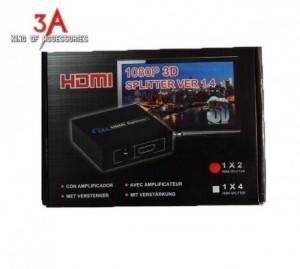 Bộ chia HDMI 1 ra 2 Splitter