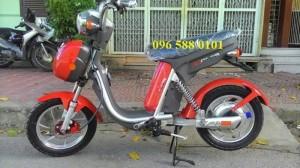 Xe đạp điện Nijia nhập khẩu nhiều màu
