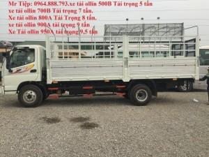 xe tải thaco ollin tải trọng 5 tấn