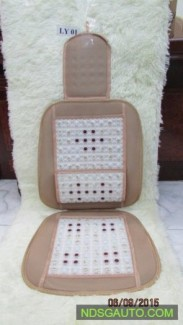 Lót ghế hạt đá cao cấp (Mã 01)
