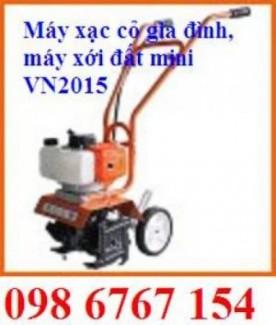 Cung cấp máy xới đất mini, máy làm cỏ VN2015 giá rẻ nhất tại Vinastar.