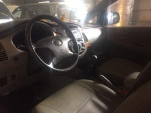 Toyota Innova G 2k11 bảo hành 1 năm