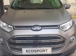 Ford Ecosport MT 2016, đủ màu giao xe ngay, vay nhanh, lãi suất thấp nhất.