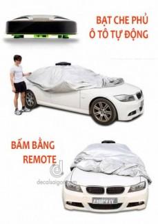 Bạt che phủ ô tô tự động