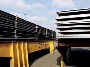 Chuyên cung cấp nhập khẩu những sản phẩm thép tấm hàng kiện