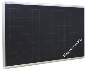 Bảng đen học sinh (1,2 x 2,4 m)