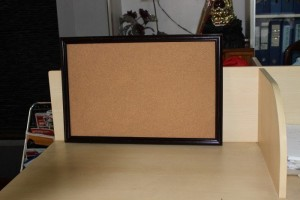 Bảng ghim bần (1,2 x2,4 m)