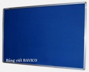 Bảng ghim vải bố (0,6 x0,8)