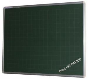 Bảng xanh viết phấn (80x 120 cm)