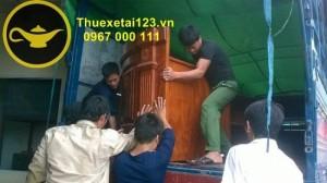 Chuyển nhà trọn gói bằng taxi tải giá rẻ tại Hà Nội