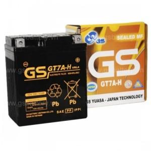 Bình ắc quy GS GT7A-H ( 12v-7Ah )