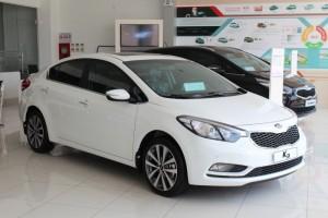 Bán xe Kia K3 số tự động mới 2016 giá tốt 643 triệu