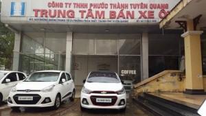 Xe ô tô nhập khẩu  tuyên quang