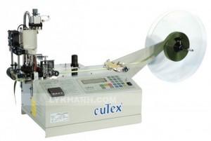 Máy cắt Ruy Băng Thẳng và Xéo khổ nhỏ TBC-50HX