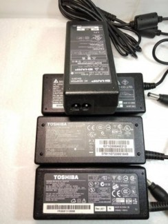 Sạc - Adaptor Toshiba, DELL, SHARP...