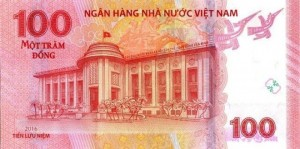 100 Đồng phát hành kỉ niệm 65 năm