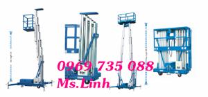 Thang nâng là loại thang nâng được thiết kế nhỏ, gọn nhẹ, dễ dàng sử dụng   rộng rãi  trong nhiều ngành công nghiệp