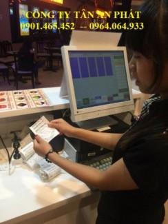 Phần mềm quản lý tính tiền sử dụng riêng cho quán cafe, quán nhậu, karaoke giá hữu nghị