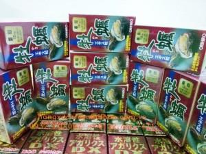 Tinh chất hàu tươi 120 viên Orihiro - Bổ thận tráng dương - Nhật Bản