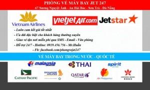 Phòng Vé Máy Bay Jet247 - Rẻ Hơn Vé Hãng