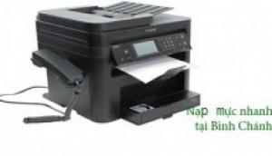 Dịch Vụ Nạp Mực Máy In Photocopy Tại Nhà Bình Chánh