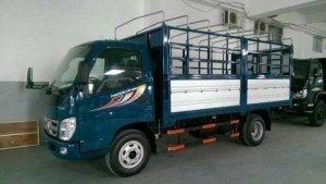 Mua xe tải Ollin 500B thùng mui bạt tải trọng 4,995 tấn gọi Mr.Tuấn
