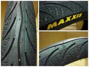 Vỏ xe Maxxiss 225-17 TT - Phụ Tùng Mỹ Thành
