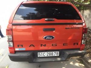 Ranger Wildtrak 2.2 AT 2k13 màu cam