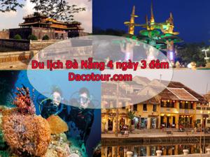 Du lịch Đà Nẵng 4 ngày