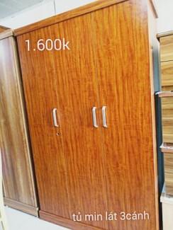 Tủ gỗ công nghiệp