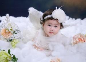 Chụp hình baby chuyên nghiệp giá tốt