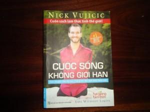 Sách Nick Vujicic