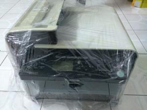 Máy in photo scan mau fax 2 mặt tự động canon mf 4550d mới 90%