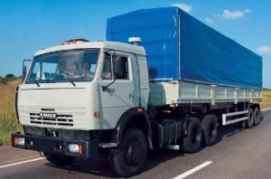 Xe Tải Đầu kéo Kamaz 6460 (6x4) 2 cầu Trả góp Lãi Suất thấp Giao Xe Toàn Quốc