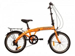 Xe đạp gấp Fornix ESE