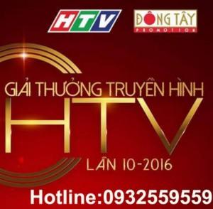 Vé HTV Award 2016 Lễ Trao Giải Thưởng Truyền Hình HTV 23/4/2016