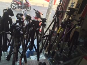 Chuyên bán các dòng Tripod máy ảnh.