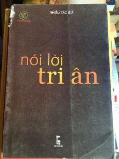 Sách Nói Lời Tri Ân