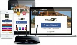 Giải pháp wifi marketing xã lý nhơn cần giờ