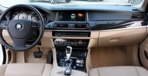 BMW 520i LCI model 2013