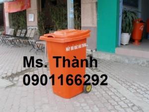 thùng HDPE