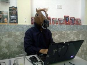 Mặt nạ đầu ngựa
