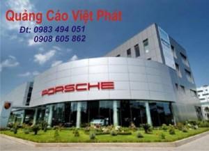 Thiết kế,thi công công trình quảng cáo,xây dựng,trang trí nội thất tại Cty Việt Phát,