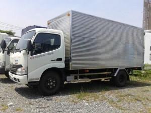 Xe tải Hino 5 tấn WU342L Series 300 nhập khẩu nguyên chiếc từ HinoMotors Inodonesia