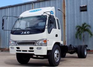 Xe tải jac 9t1 là sản phẩm mới nhất của nhà máy jac.