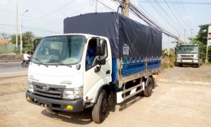 Bán Xe Hino WU342L-5 tấn giá tốt nhất thị trường miền Nam, Bình Dương, Đồng Nai, Sài Gòn