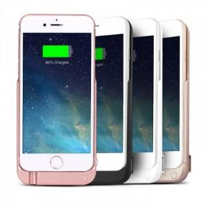 Ốp Lưng Sạc Dự Phòng không dây Siêu tiện lợi cho Iphone và Samsung