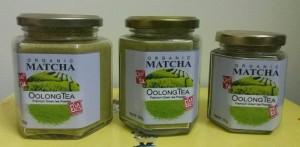Bột trà xanh Matcha ô long