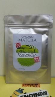 Bột trà xanh Matcha ô long(Quê Ta)