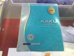 Bao da Kaku cho Ipad 2/3/4 đẹp long lanh